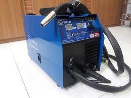Máy hàn MIG là gì ? Cấu tạo máy hàn MIG, phụ kiện máy hàn MIG.