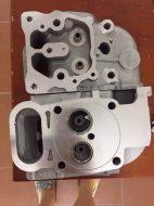 Nắp quylát động cơ 186 (máy dầu 5kw)